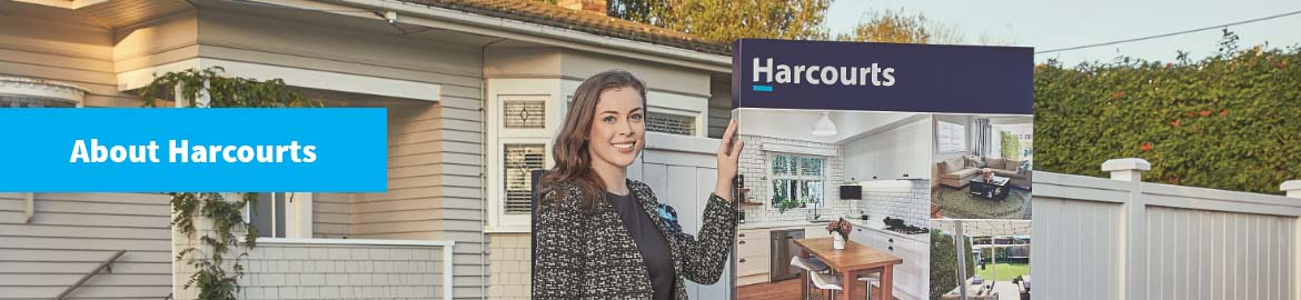 About Harcourts - ANZ