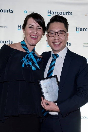 Alan Woo of Harcourts Redcliffe Rising Star of the Quarter.jpg