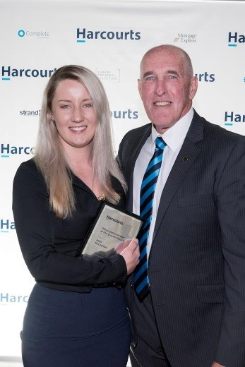 Amie McLachlan of Harcourts Redcliffe Top Office Administrator.jpg