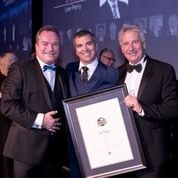Lee Perry Inducted to Harcourts Hall of Fame