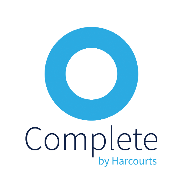 Harcourts Complete logo