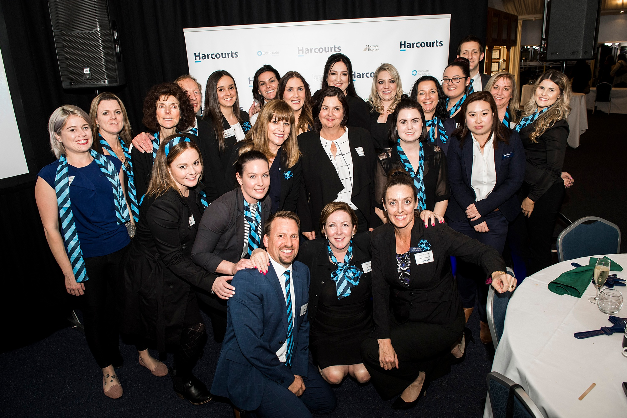 Harcourts Western Australia Presents Quarterly Awards