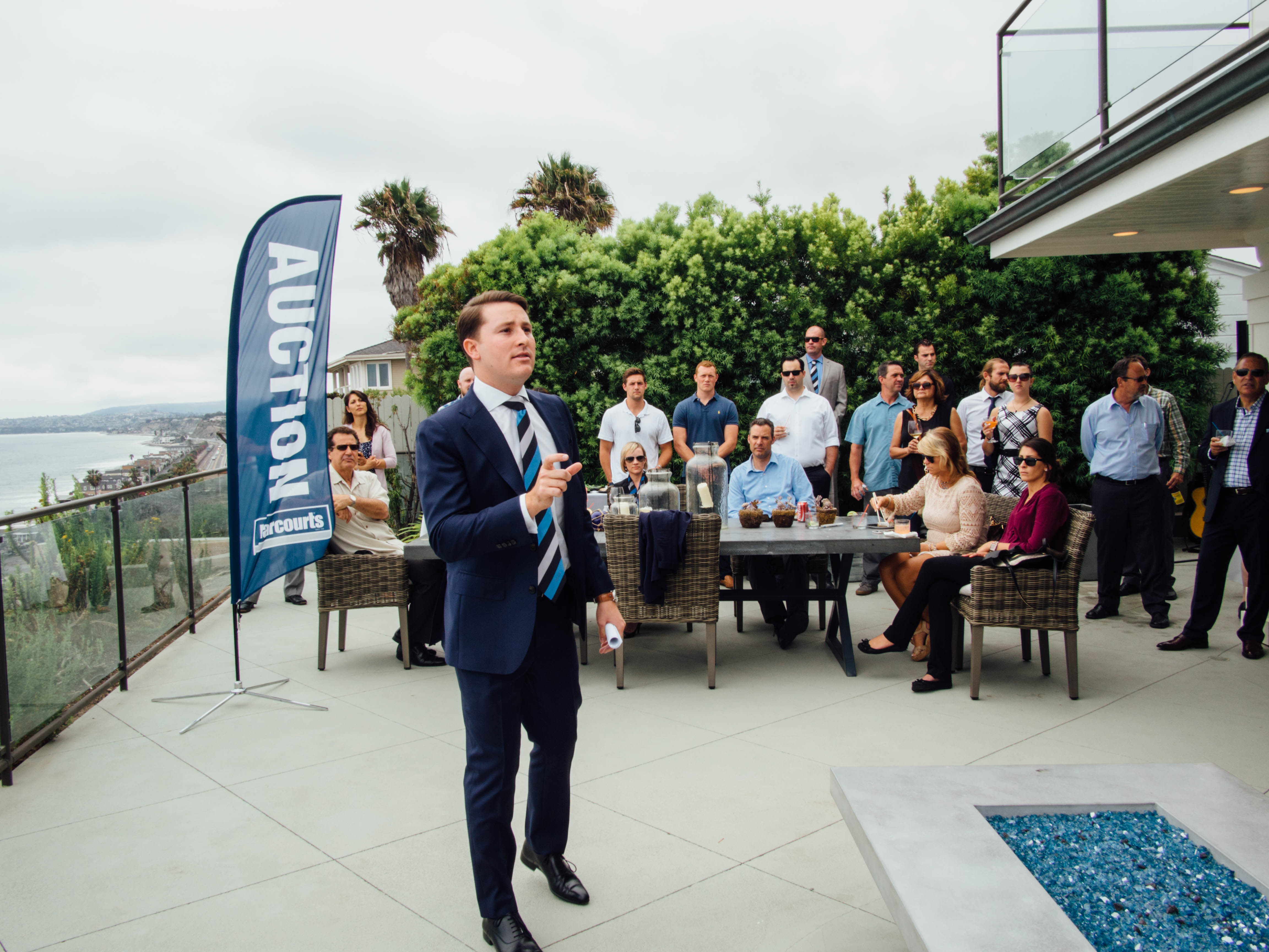 Harcourts Australian auction platform taking off in the States