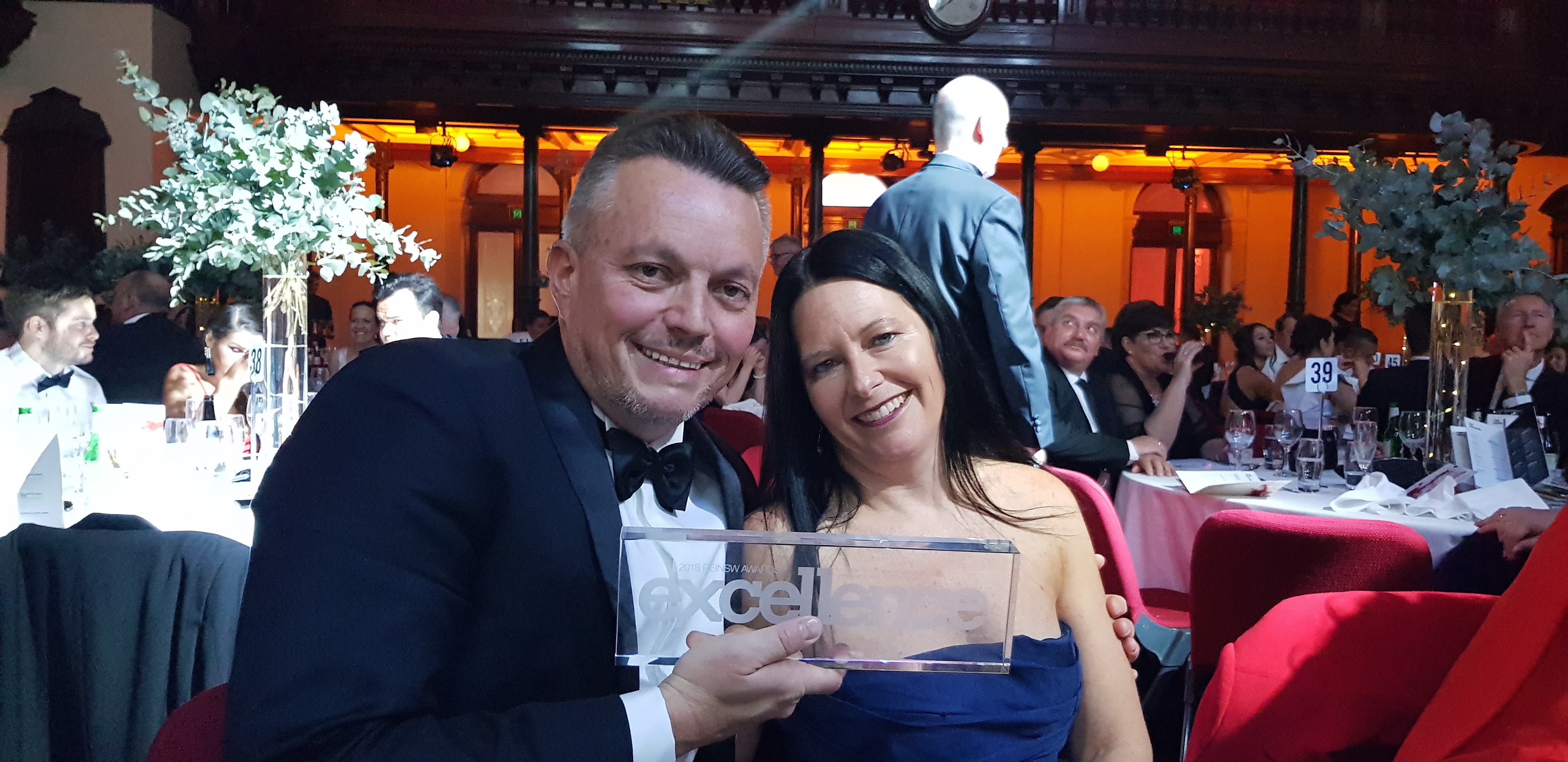 Harcourts Hills Living Takes Out Top Honours at REINSW Awards