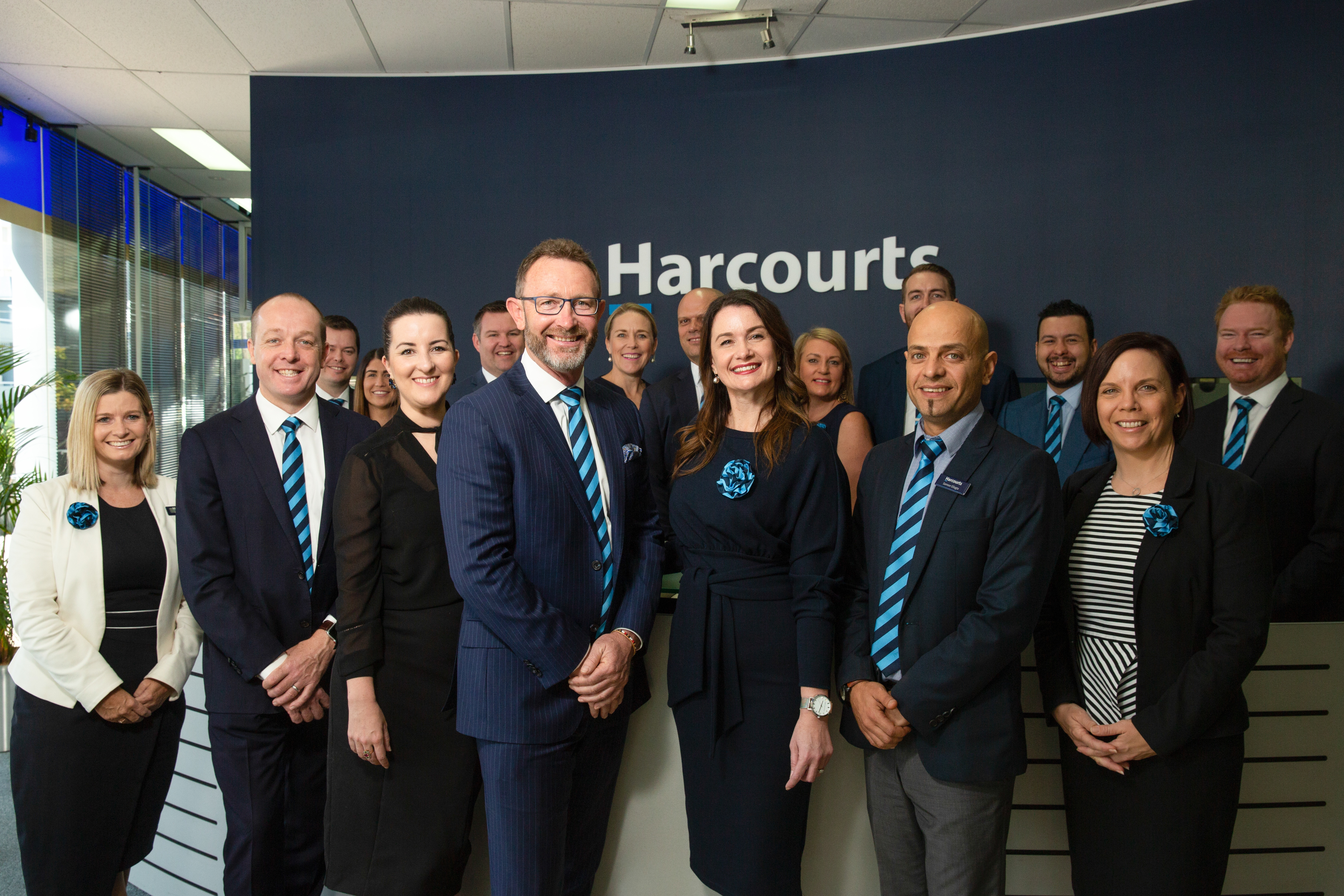Harcourts Solutions Honoured with AREA Award for Brand Marketing Campaign Excellence