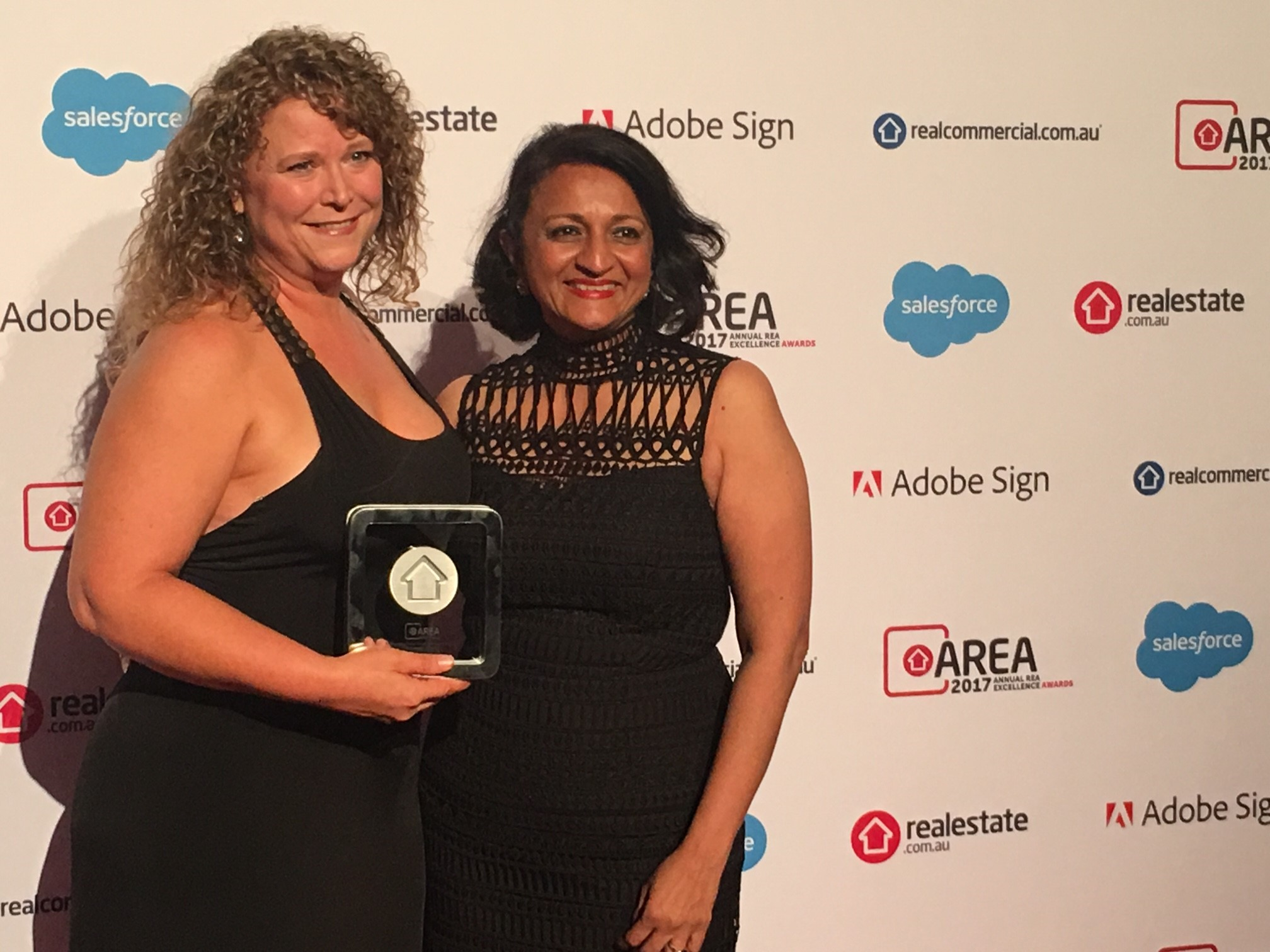 The Harcourts Foundation and White Ribbon Australia partnership wins Community Award