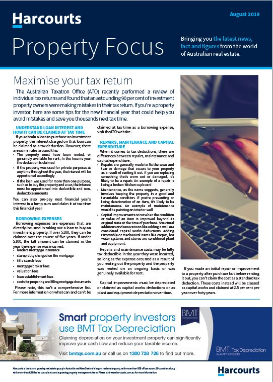 Property Focus August edition is now out!