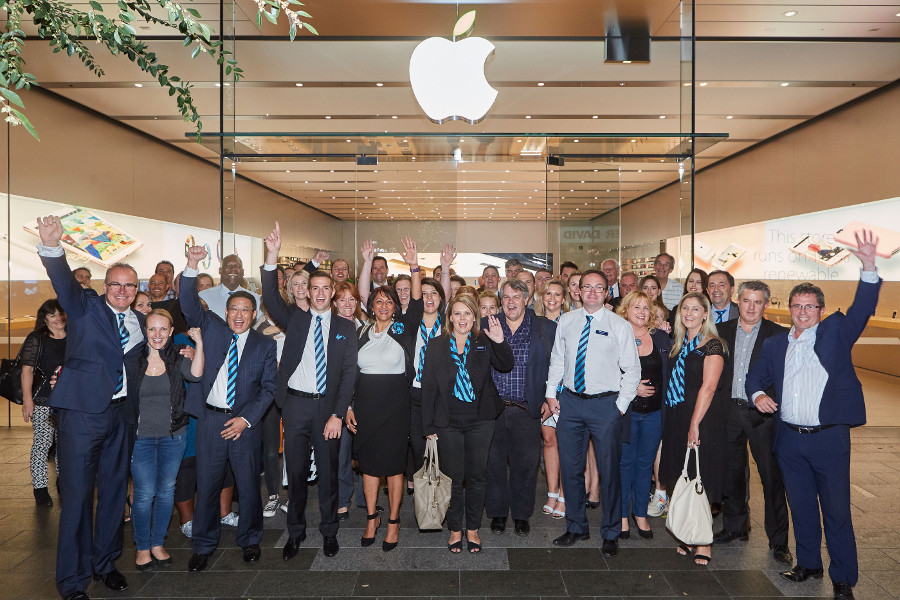 Harcourts launch innovative fitness trial using Apple Watch
