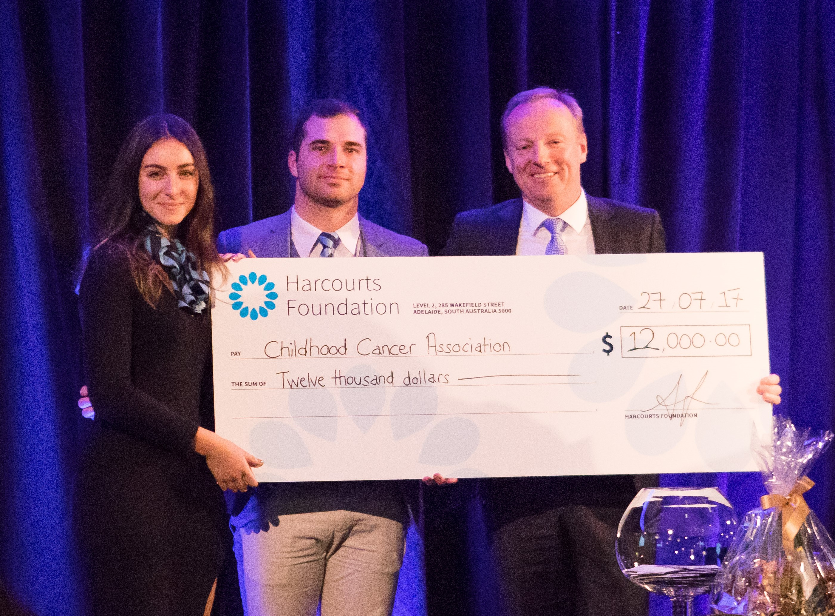 The Harcourts Foundation Grants Over $58,000 to 15 charities