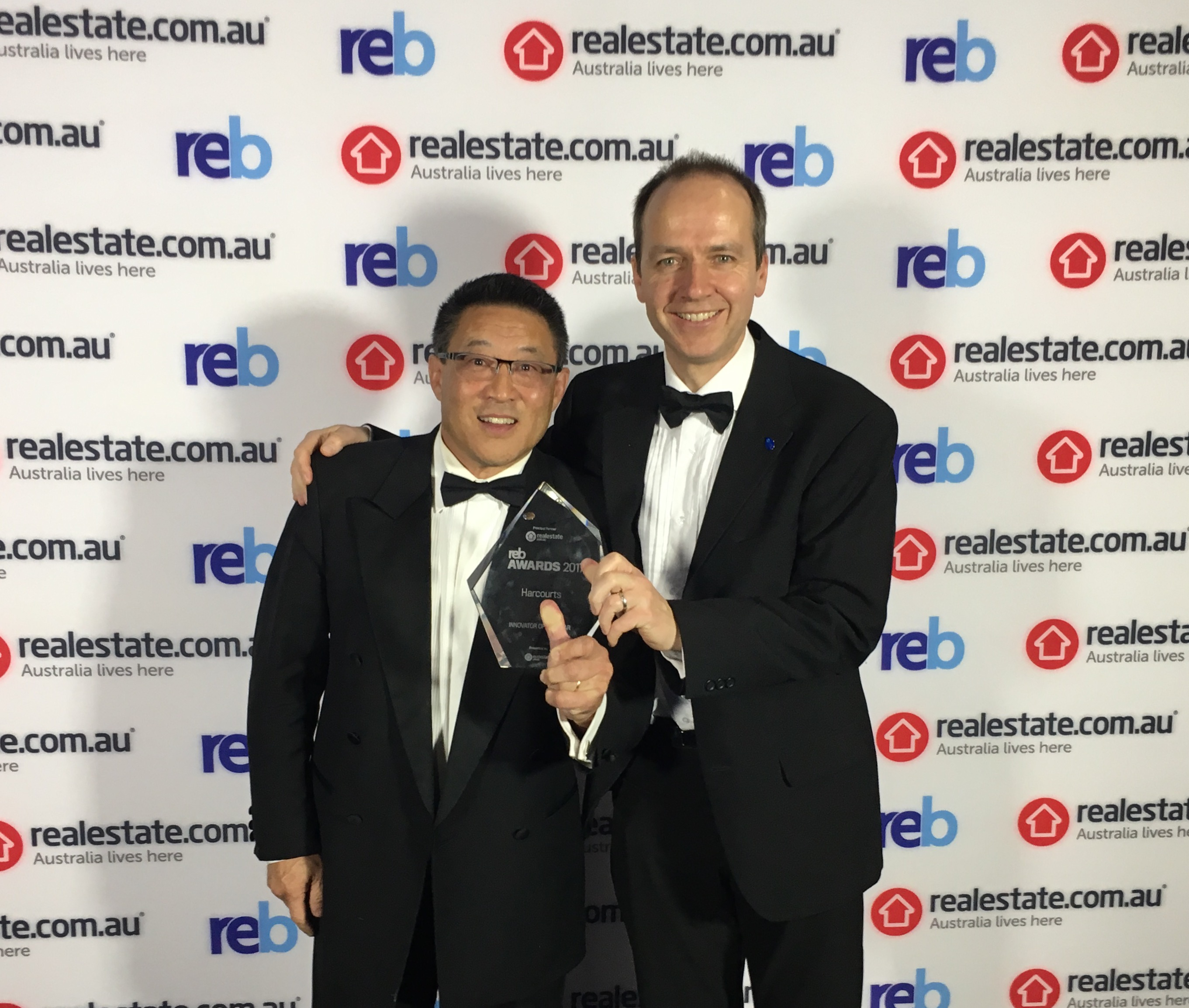 Harcourts Australia Named Innovator of the Year