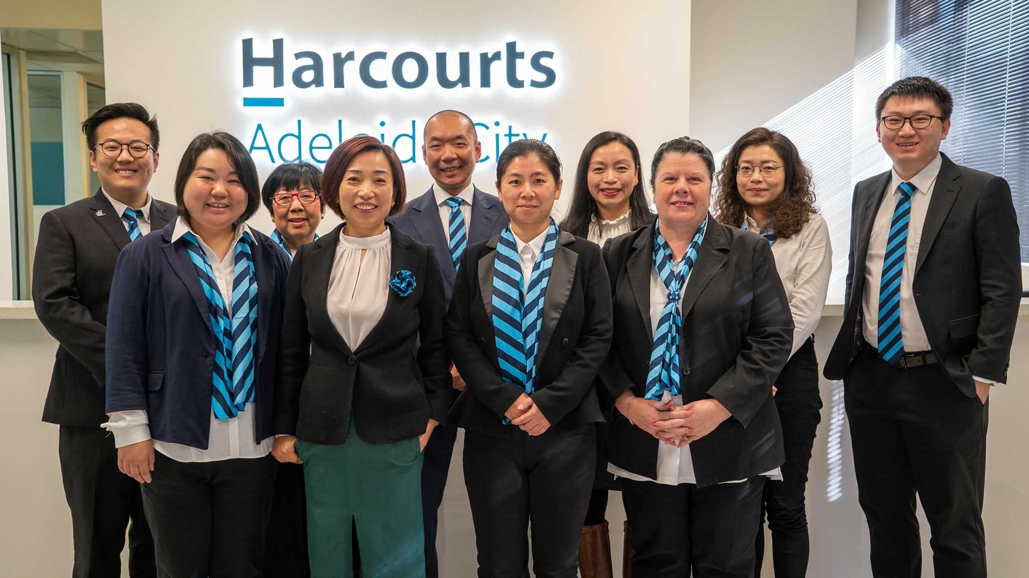 Harcourts expands in Adelaide CBD