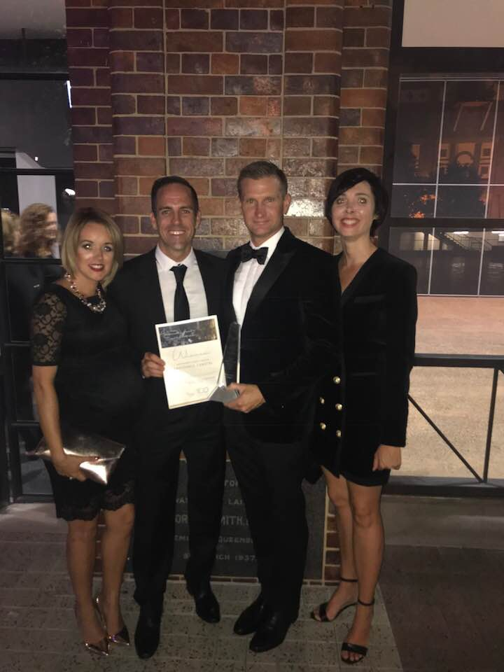 Harcourts Takes Out Top Honours at REIQ Awards