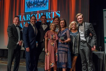 Harcourts Honoured at REIT Awards