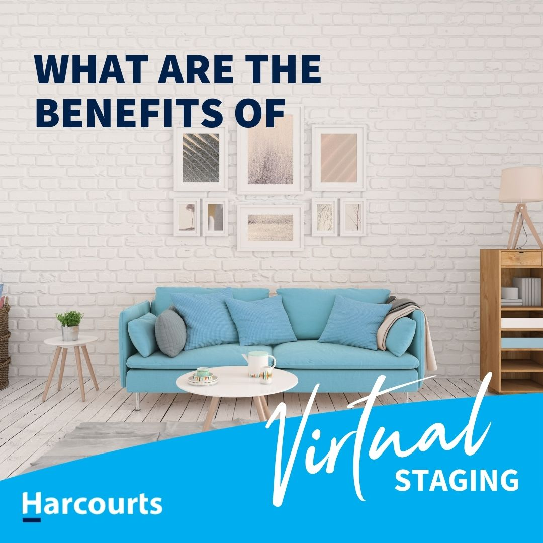 Using virtual staging to set your property apart