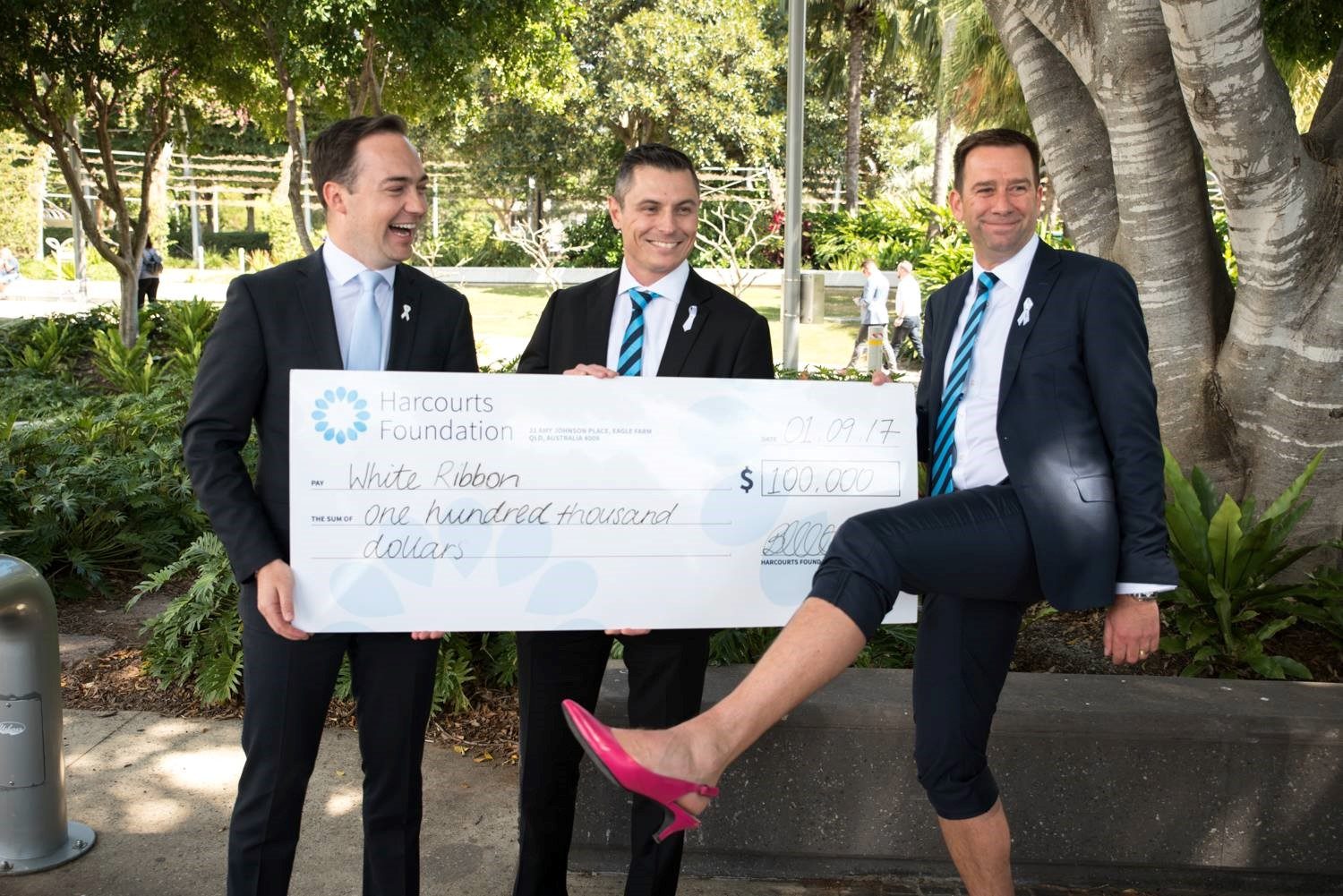 Walk A Mile in Their Shoes 2017 Raises $100,000