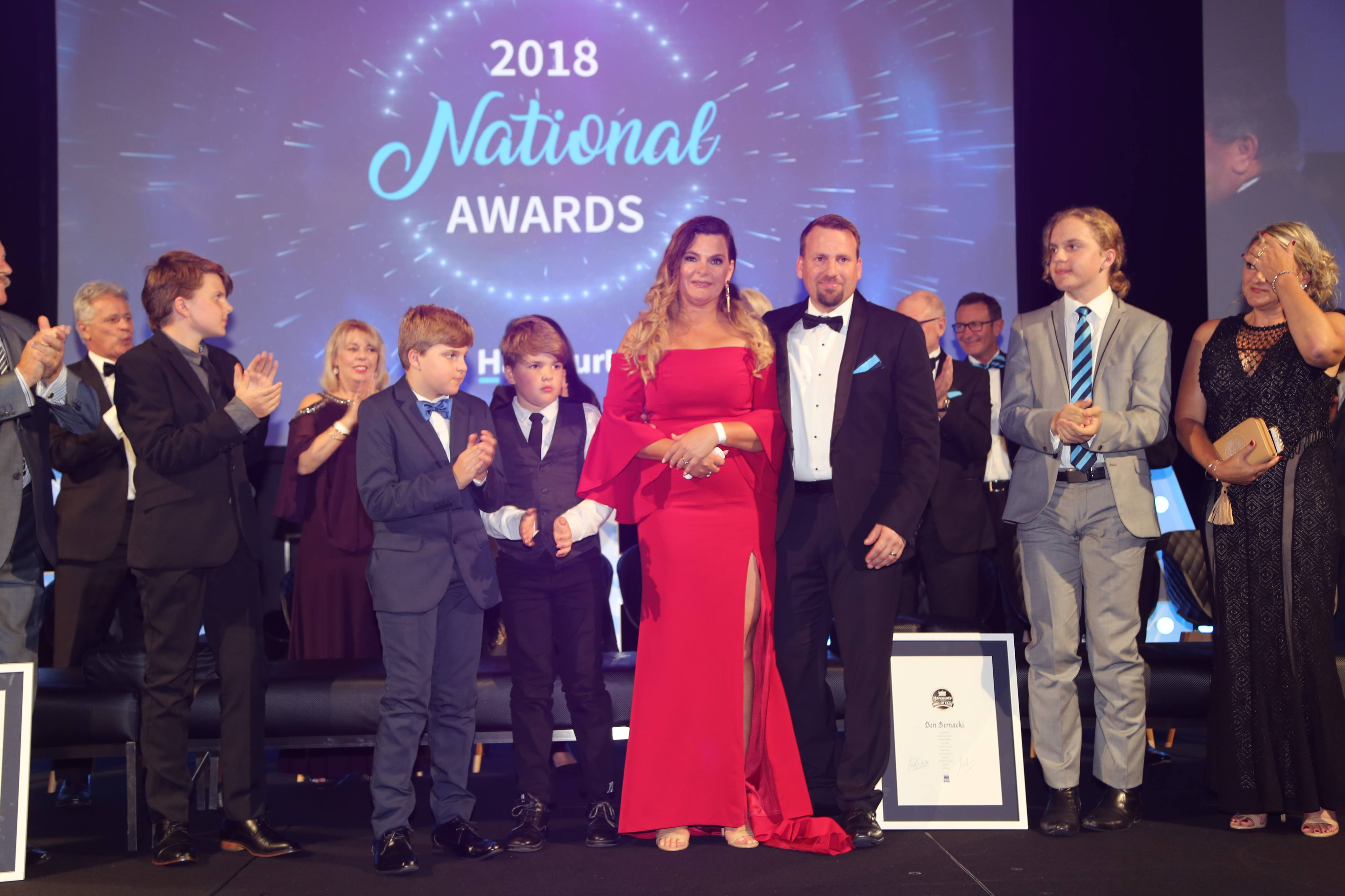 Harcourts Australia Names 2018 Hall of Fame Inductees
