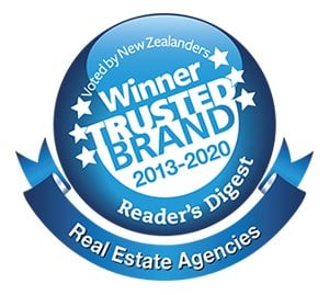 New Zealanders award Harcourts Most Trusted Real Estate brand for the eighth year in a row