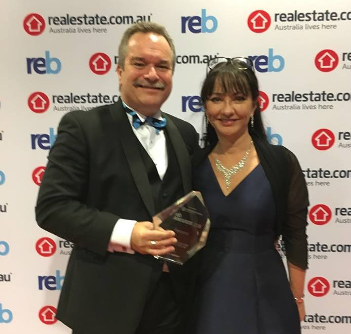 Harcourts Academy takes out top award