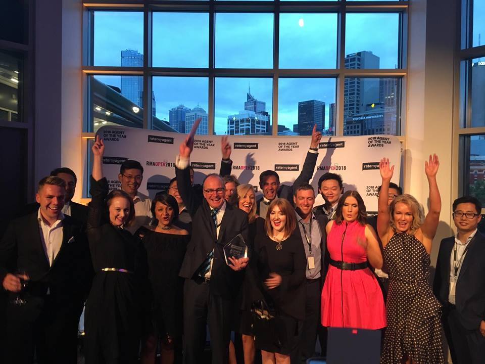 Harcourts Recognised as Large Agency Network of the Year