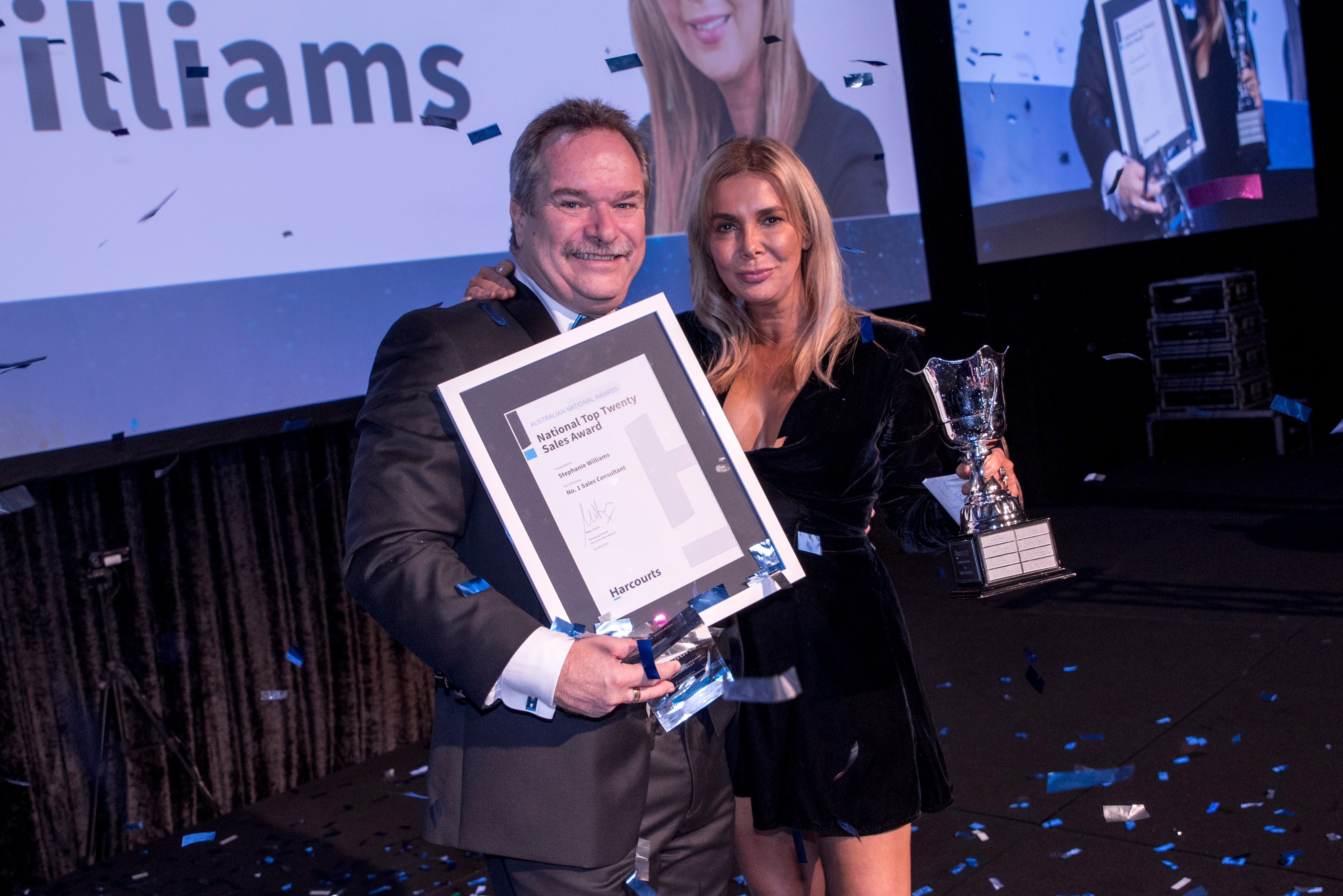 Adelaide's Stephanie Williams Named Harcourts Australia Top Sales Consultant of the Year