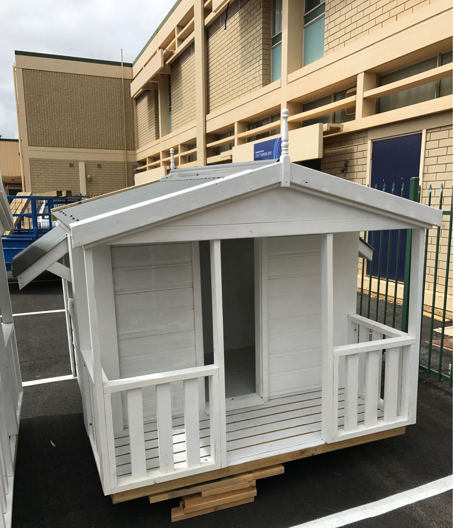 Harcourts South Australia to launch interactive 'Cubby House Project'