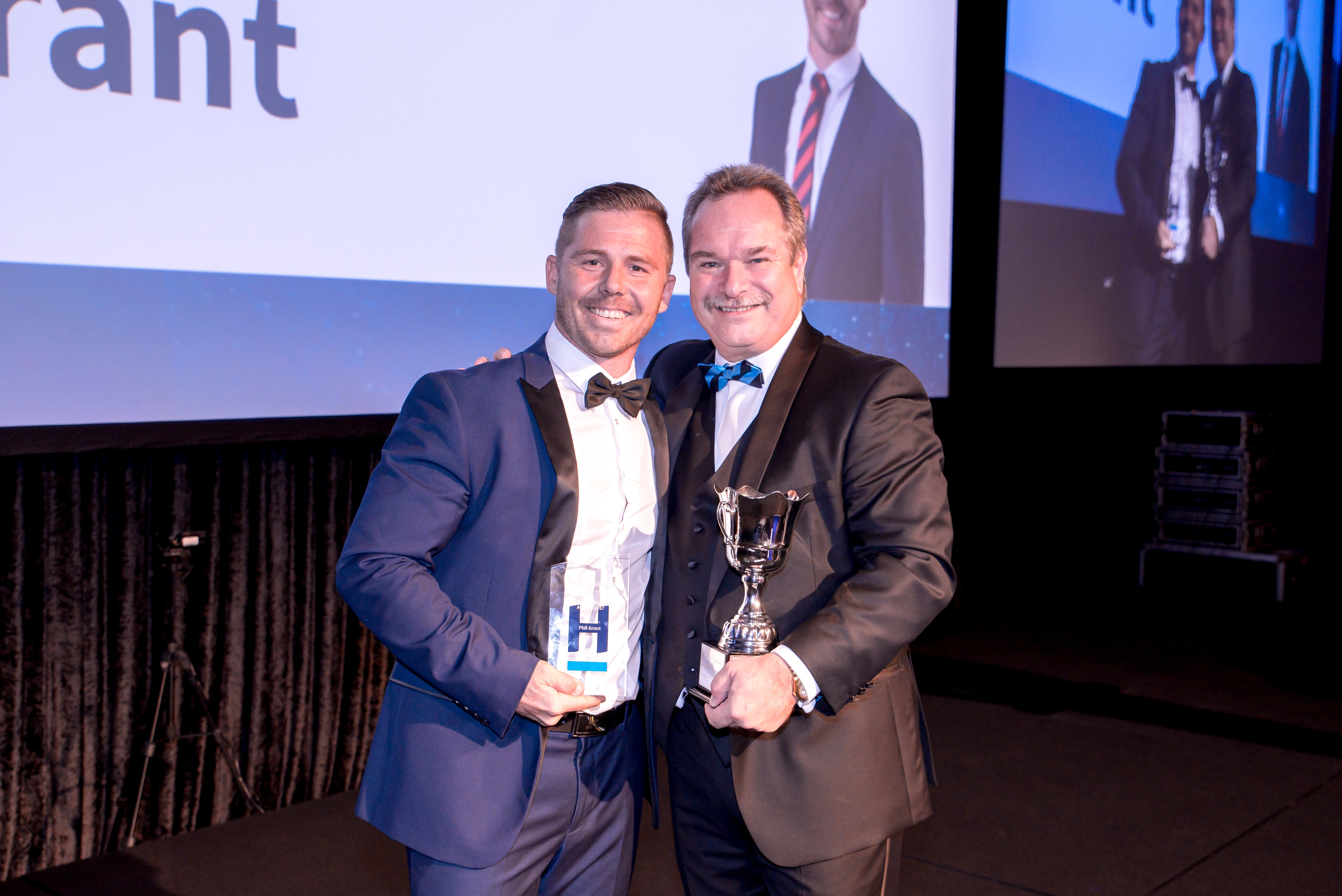 NAI Harcourts National Award Winners
