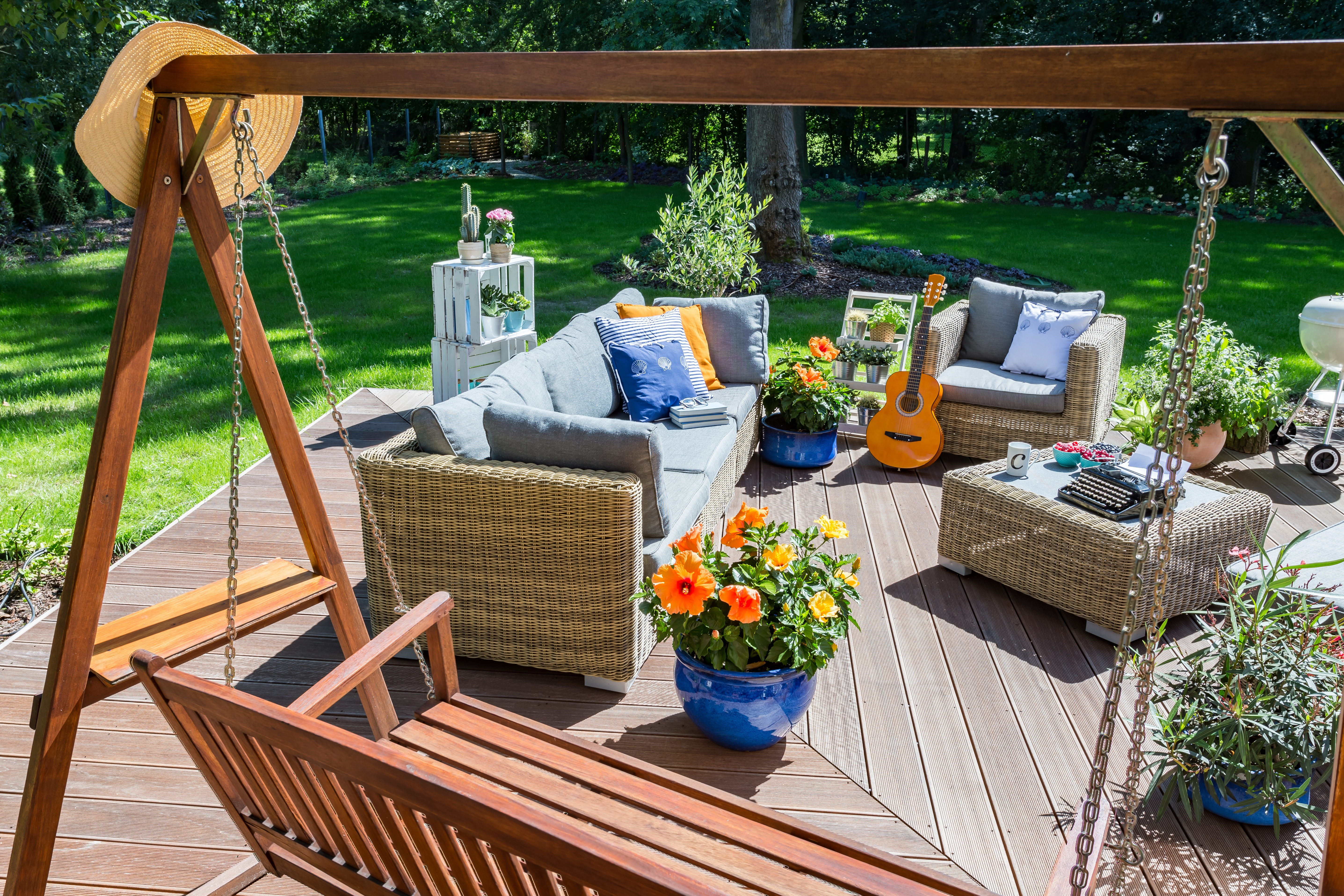 Is Your Backyard Ready for Summer?
